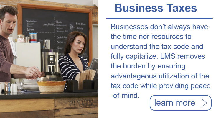 LMS Business Tax Services