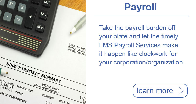 LMS Payroll Services