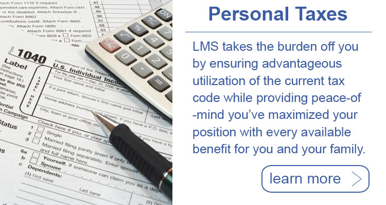 LMS Personal Tax Services