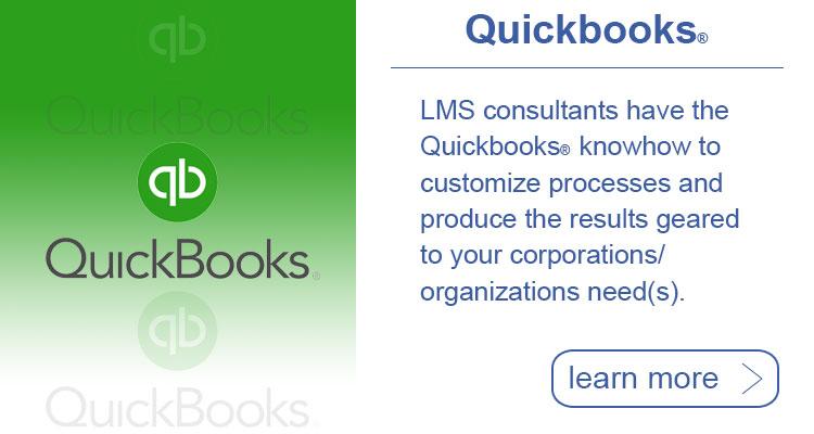 LMS Quickbooks Consulting Services